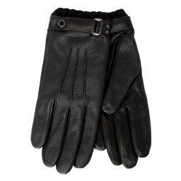 Перчатки VINCENTCERF/A черный AGNELLE