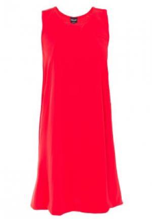 Платье GIORGIO ARMANI. Цвет: красный