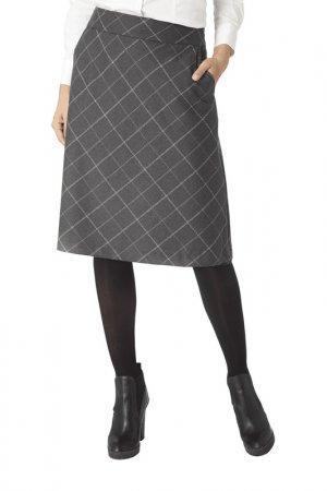 Skirt Christian Berg Women. Цвет: gray