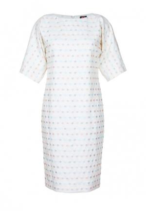 Платье Mayamoda. Цвет: разноцветный