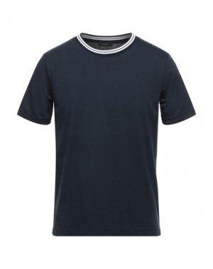 Футболка KAOS. Цвет: темно-синий