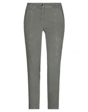 Джинсовые брюки LAURÈL. Цвет: серый