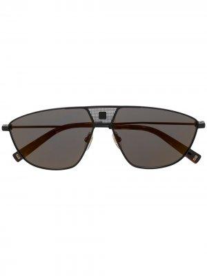 Солнцезащитные очки Givenchy Eyewear. Цвет: черный