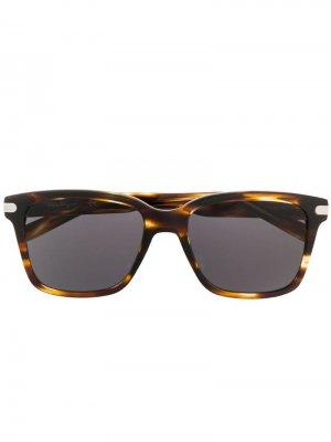 Солнцезащитные очки в квадратной оправе Salvatore Ferragamo Eyewear