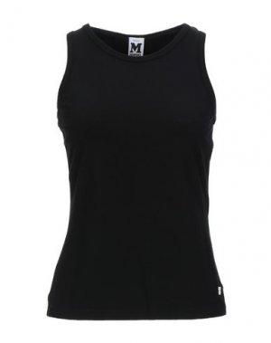 Футболка M MISSONI. Цвет: черный