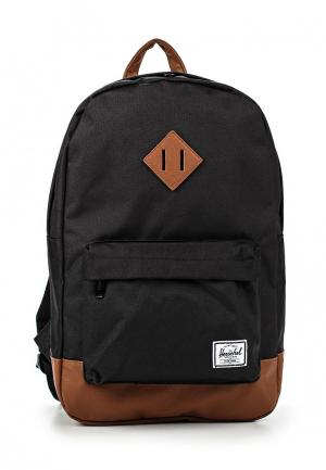 Рюкзак Herschel Supply Co HERITAGE MID-VOLUME. Цвет: черный