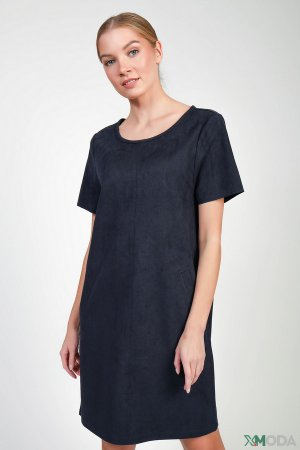 Платье Comma. Цвет: чёрный