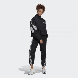 Спортивный костюм Game-Time adidas. Цвет: черный