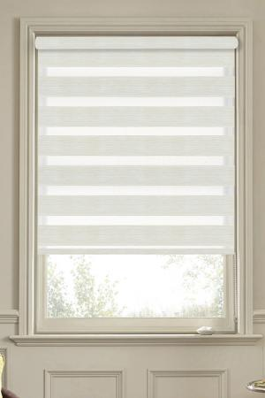 Рулонные шторы 57х160 PIKAMO. Цвет: белый