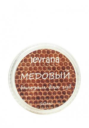 Бальзам для губ Levrana Медовый, 10 гр