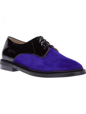 Flash bi-colour shoe B Store. Цвет: розовый и фиолетовый