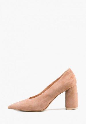 Туфли Giotto. Цвет: коричневый