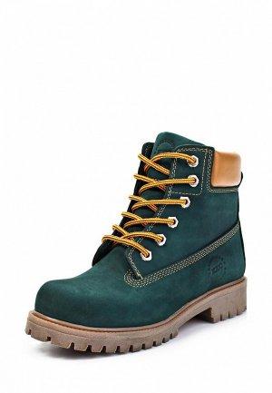 Ботинки Excavator. Цвет: хаки