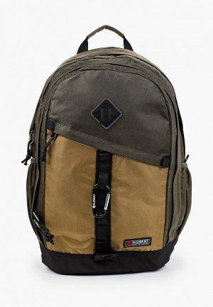Рюкзак Element CYPRESS BPK. Цвет: хаки