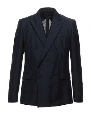 Пиджак VALENTINO. Цвет: темно-синий
