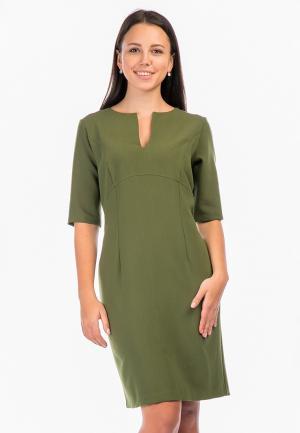 Платье Mankato MP002XW0E6I8. Цвет: зеленый