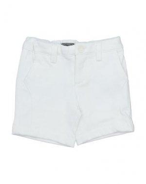 Повседневные брюки GRANT GARÇON BABY. Цвет: белый