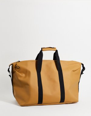 Дорожная сумка цвета хаки 1320-Коричневый цвет Rains