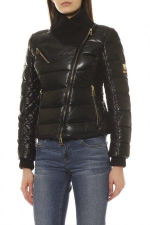 Куртка Via delle Perle. Цвет: черный