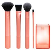 Набор кистей для макияжа Flawless Base Brush Set Real Techniques