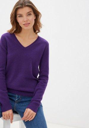 Пуловер Manode. Цвет: фиолетовый