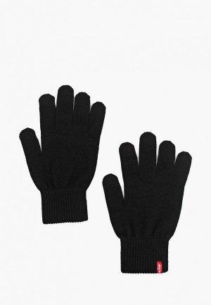 Перчатки Levis® Levi's® touchscreen. Цвет: черный