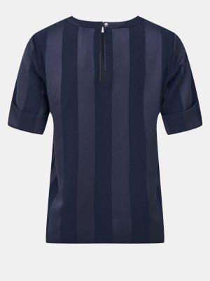 Блузка Tommy Hilfiger. Цвет: siniy