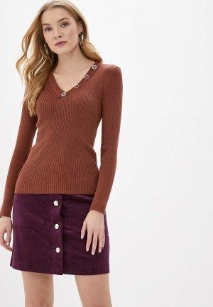 Пуловер Love Republic Exclusive online. Цвет: коричневый