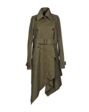 Легкое пальто L.G.B.. Цвет: зеленый-милитари