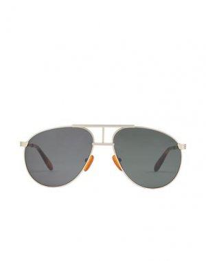 Солнечные очки HAN KJØBENHAVN. Цвет: платиновый