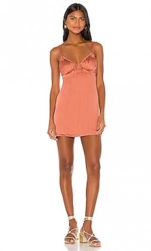 Платье marlie Privacy Please. Цвет: rose