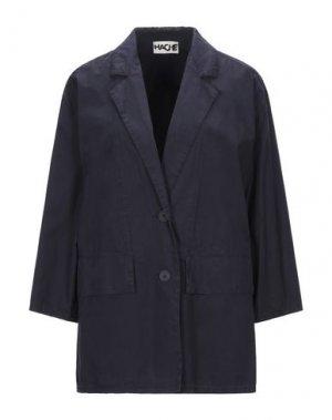 Пиджак HACHE. Цвет: темно-синий