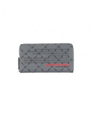 Бумажник JOHN RICHMOND. Цвет: серый