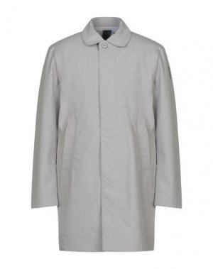 Легкое пальто BOMBOOGIE. Цвет: светло-серый
