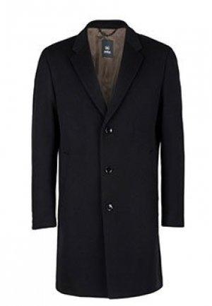Пальто STRELLSON. Цвет: черный