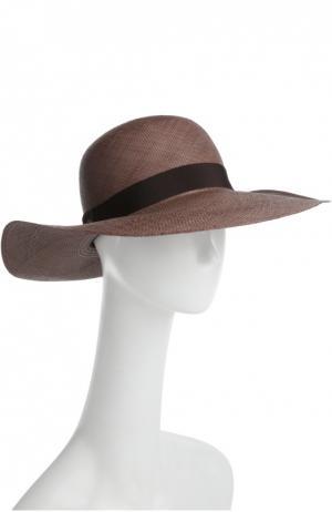 Шляпа Loro Piana. Цвет: коричневый