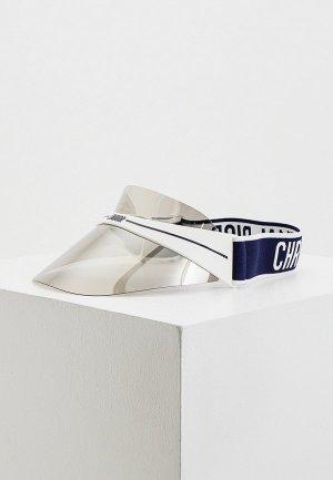 Козырек Christian Dior DIORCLUB1 WWK. Цвет: синий