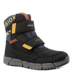 Ботинки J949XB черный GEOX