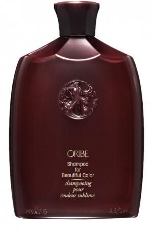 Шампунь для окрашенных волос Oribe. Цвет: бесцветный