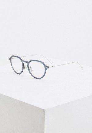 Оправа Christian Dior Homme DIORDISAPPEARO1 PJP. Цвет: синий