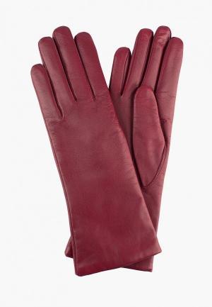 Перчатки Edmins. Цвет: бордовый