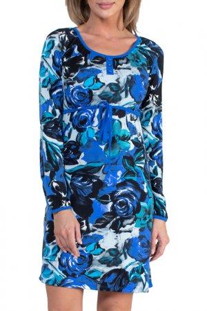 Платье Catherines Catherine's. Цвет: синий