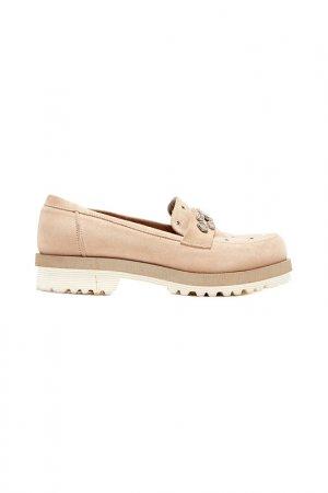 Туфли Fru.it. Цвет: серо-коричневый