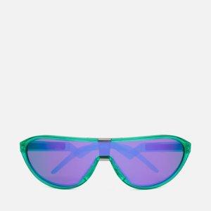Солнцезащитные очки CMDN Oakley. Цвет: голубой
