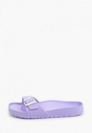 Сланцы Ayo. Цвет: фиолетовый