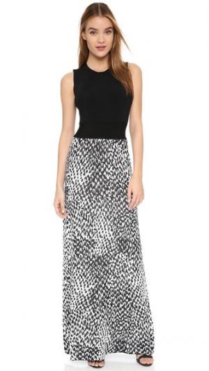 Вечернее платье Hurley ISSA. Цвет: черный/белый мульти