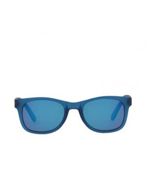 Солнечные очки MOLO. Цвет: темно-синий