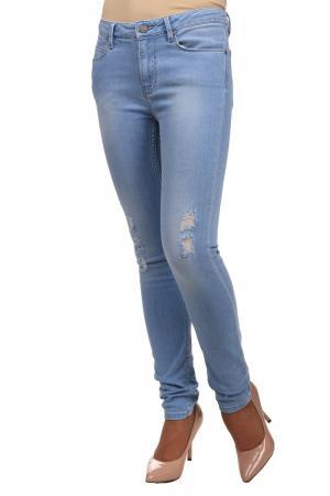 Модные джинсы Eleven Paris. Цвет: голубой