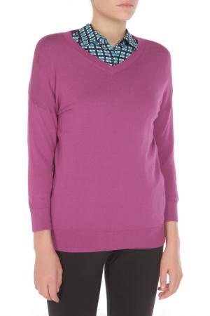Пуловер Max Mara Weekend. Цвет: фиолетовый