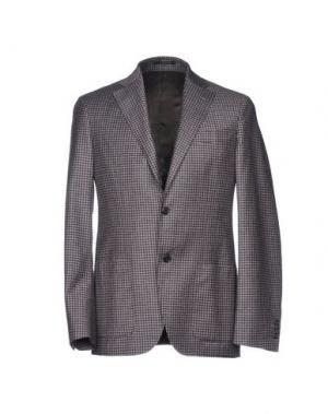 Пиджак NINO DANIELI. Цвет: фиолетовый
